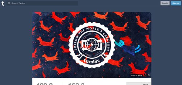 Ada Apa Dengan Warna Biru Pada Situs Media Sosial