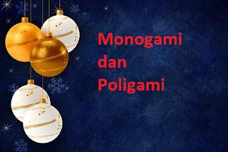 Contoh Makalah Monogomi dan Poligami