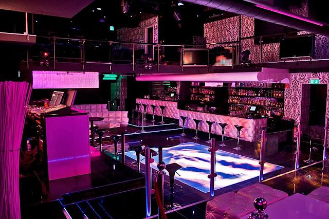 Balada Sky Club em Frankfurt (ENCERRADO)