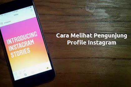 Cara Melihat Pengunjung Profile Instagram dengan Mode Bisnis