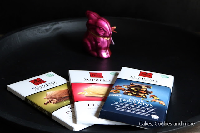 Schokolade von Chocolat Frey