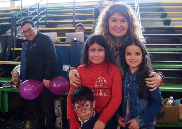 Alcaldesa María Elena Ojeda