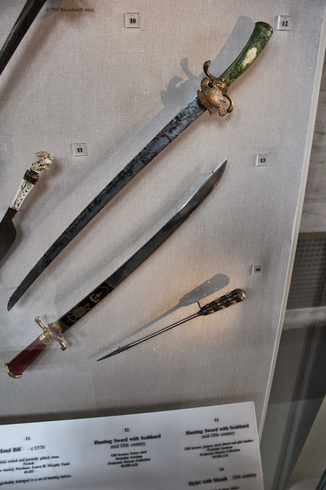 Blackheart Forge: German Hunting Swords from the 18th century