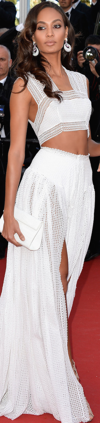 Joan Smalls Cannes Film Festival 2015