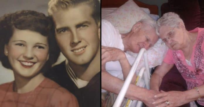 Whole World Is Crying Over The Story Of This Couple Who Has 67 Years Of Marriage