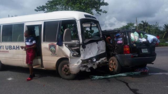 ifeanyi ubah football club accident