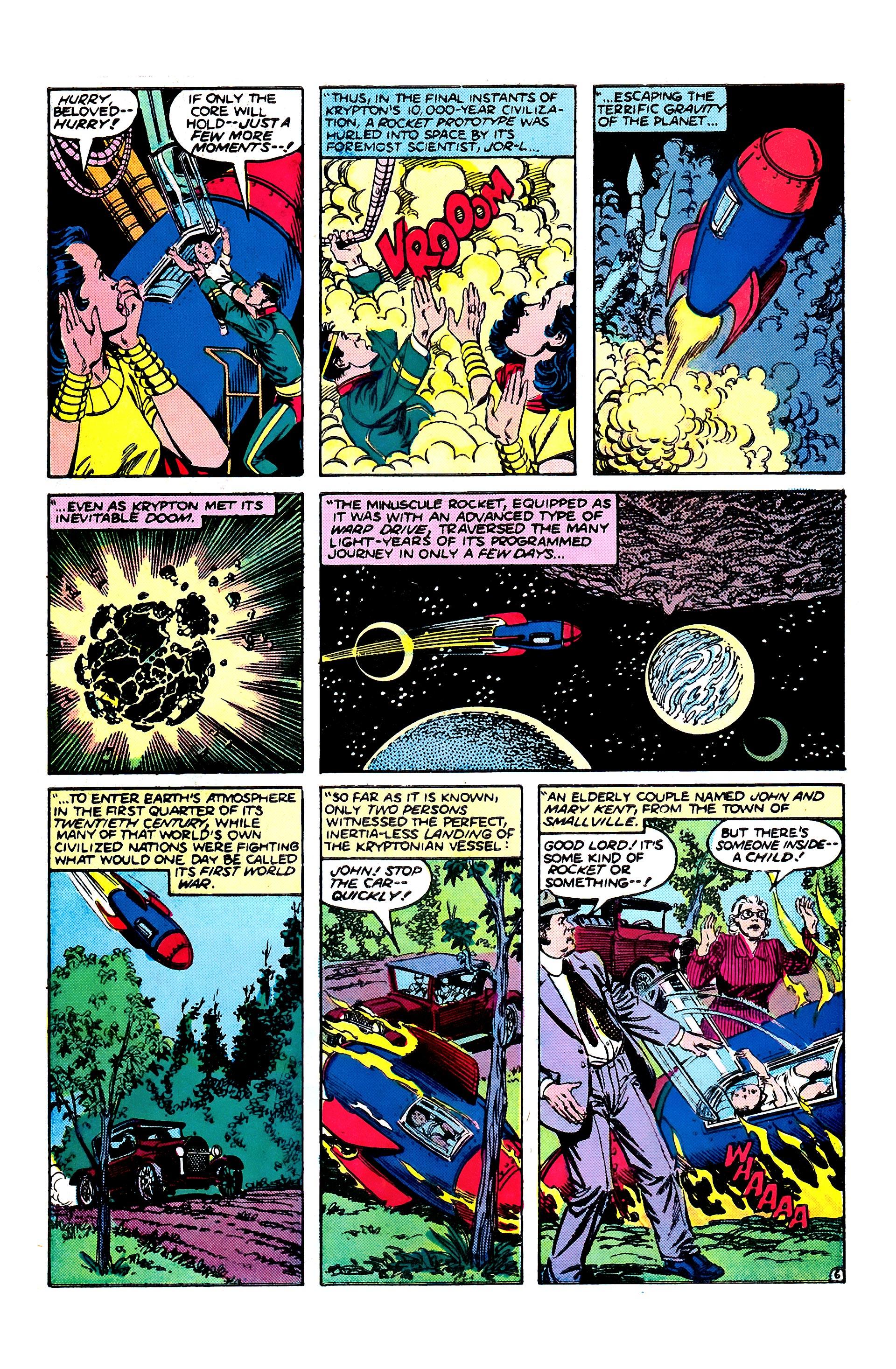 Read online Secret Origins (1986) comic -  Issue #1 - 10