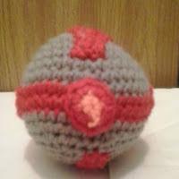 PATRON GRATI MILLENNIUM BALL | POKEMON AMIGURUMI 30714