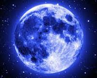 el misterio de la Luna azul