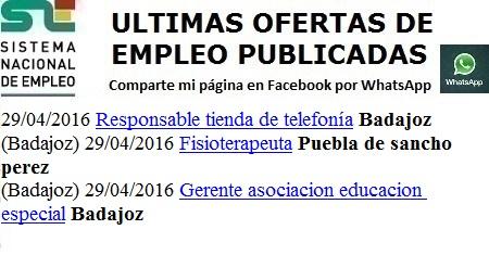 Lanzadera de Empleo Virtual Badajoz, Puebla de Sancho Pérez
