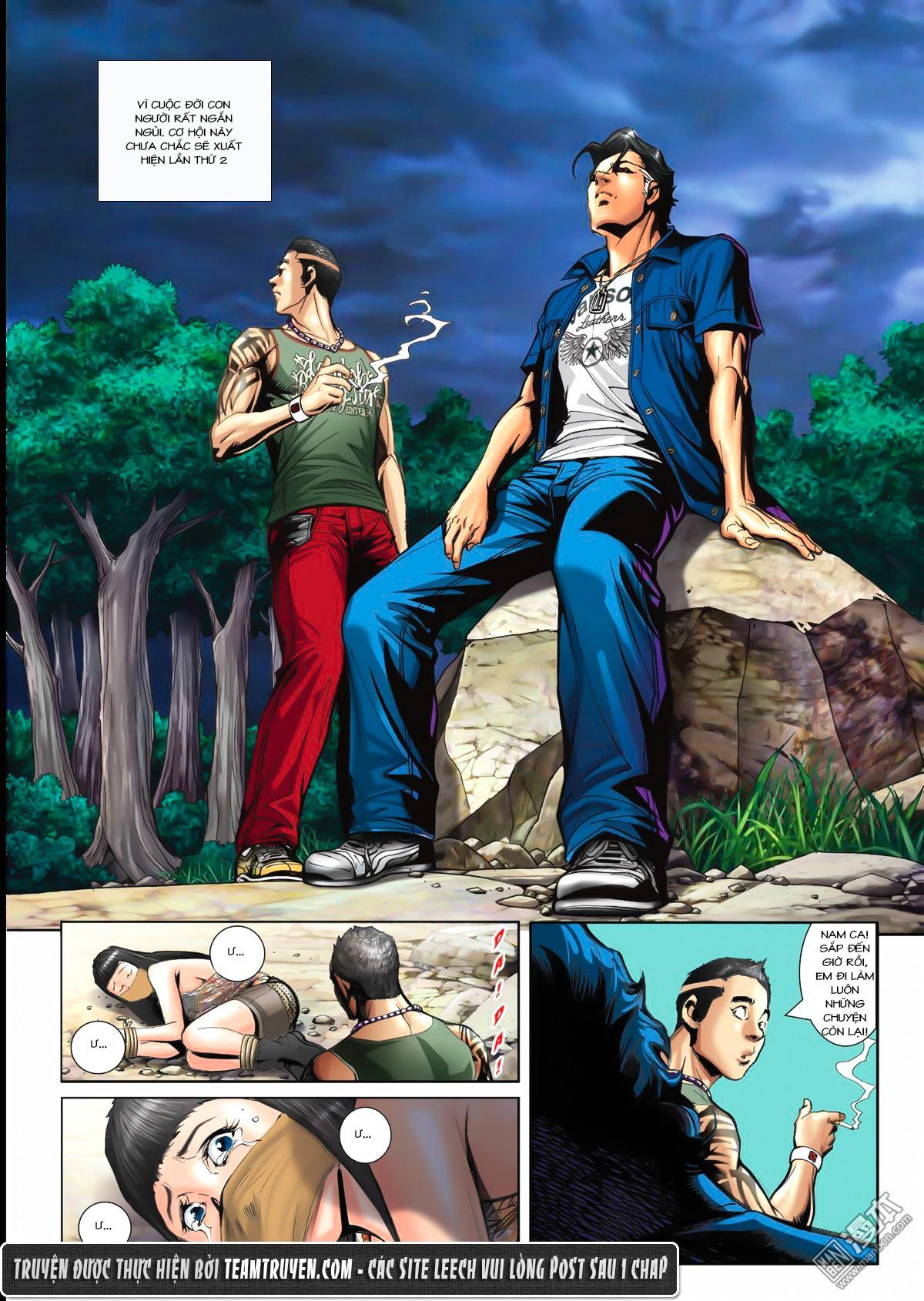 Người Trong Giang Hồ NetTruyen chap 1503 - Trang 24