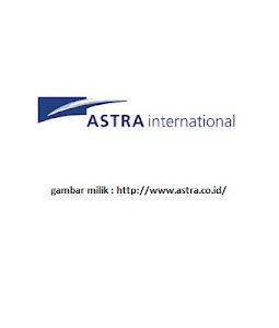 perusahaan multinasional yang memproduksi otomotif yang bermarkas di Jakarta Lowongan Kerja PT Astra International