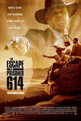 The Escape of Prisoner 614 Poster
