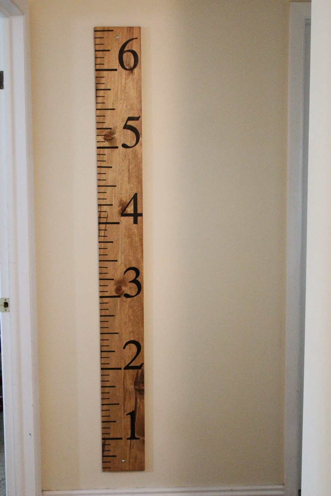 Wood Growth Chart Tutorial