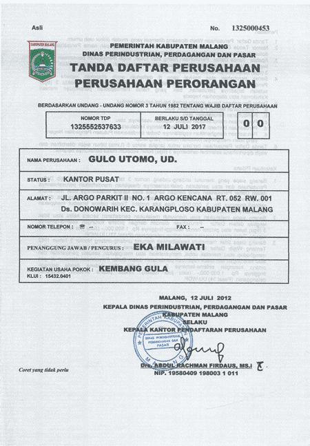 SURAT SURAT ~ INDONESIA LOLLIPOP