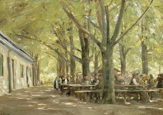 La Cerveza en el Arte: Max Liebermann (2)