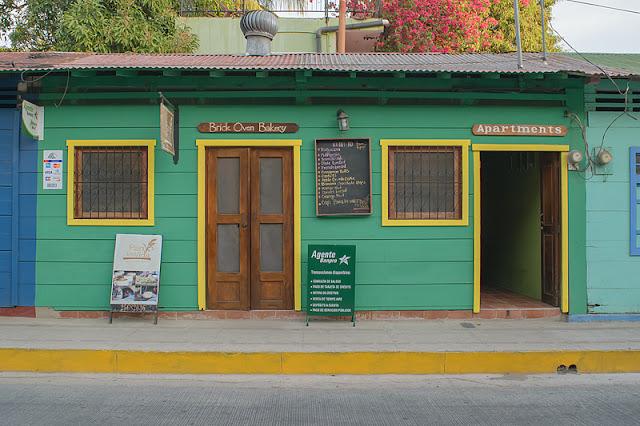 Maison colorée de San Juan del Sur