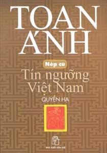 Nếp cũ - Tín ngưỡng Việt Nam