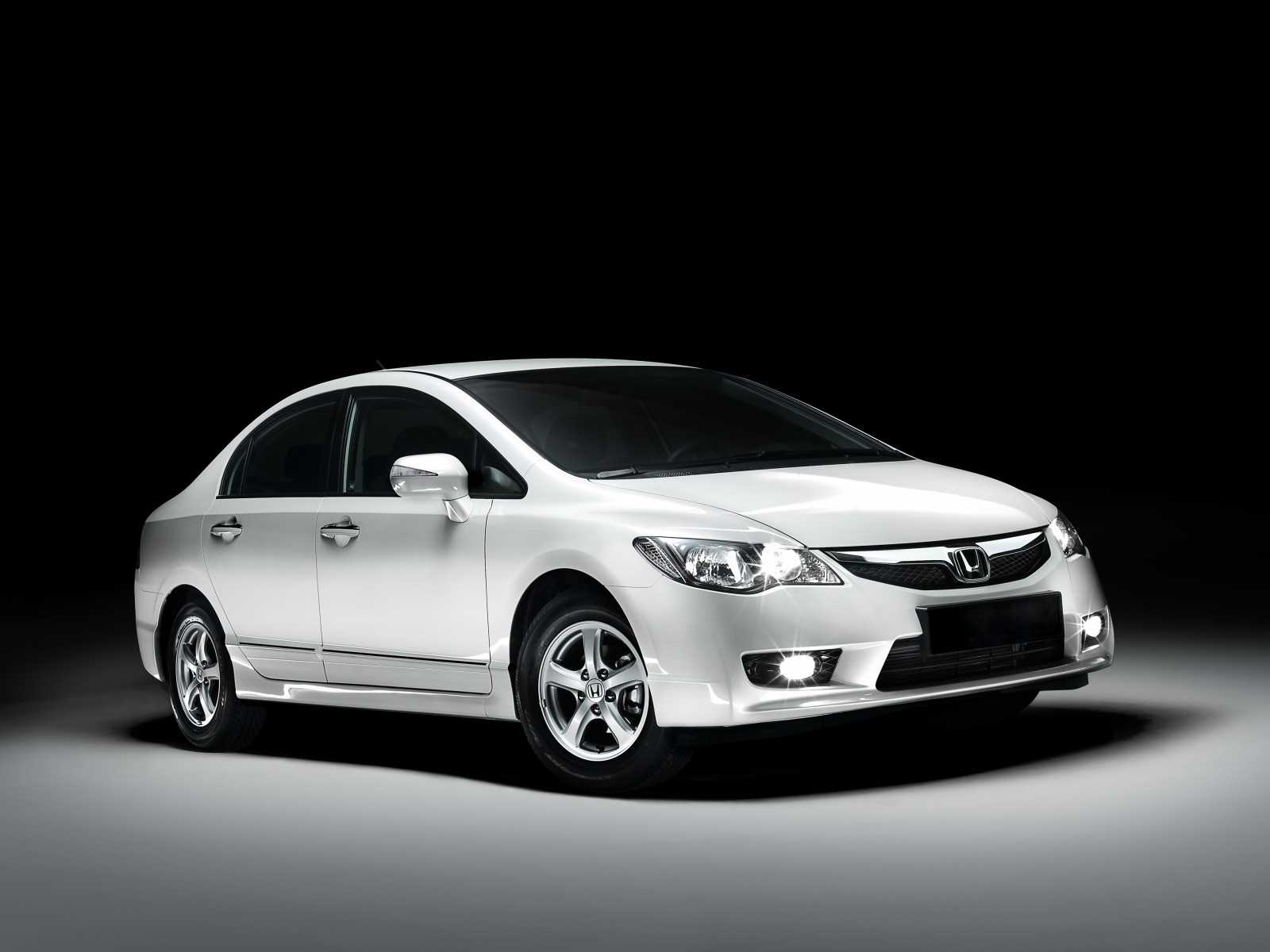 2009 honda civic hybrid wallpapers pictures specifications. Black Bedroom Furniture Sets. Home Design Ideas