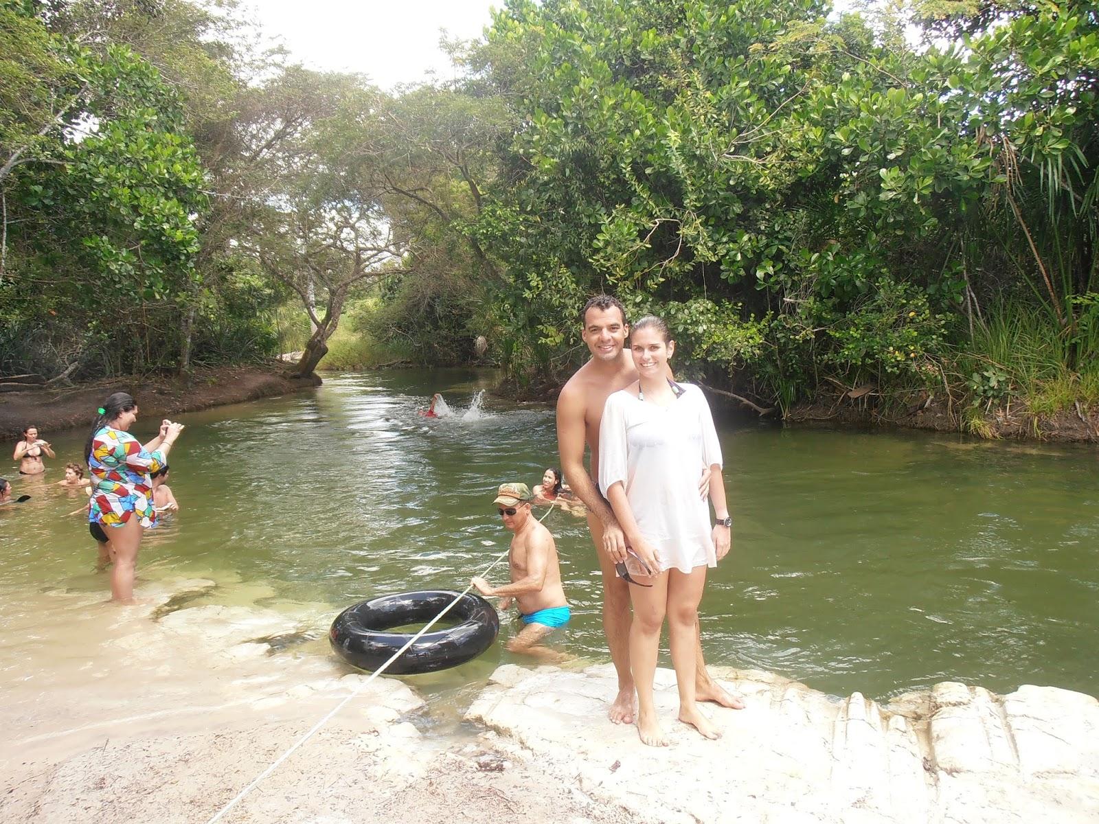 Boiacross - passeio pelo Rio Cardosa com uma boia