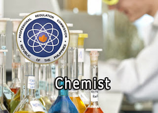 September 2014 Top 10 Chemist Board Exam Passers