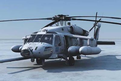 US Will Sale Seahawk Helicopter To India