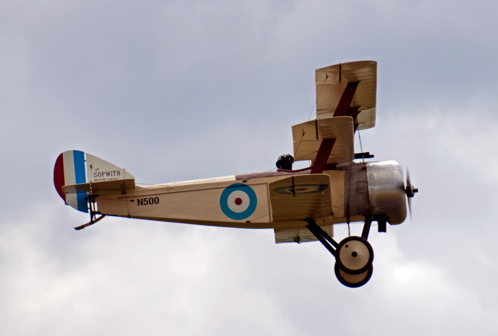 Sopwith Triplane (from Wikimedia)