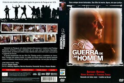 Filme A Guerra de um Homem (One Man's War) DVD Capa