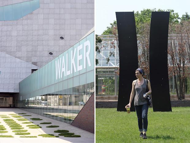 Make & Walker Sculpture Garden