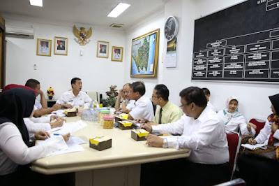Pemprov Siap Sambut Kedatangan Komisi XI DPR RI