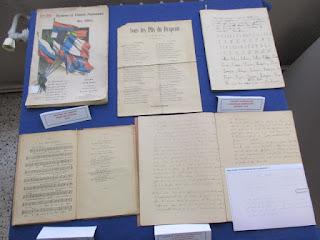 Livrets de chants patriotiques pour les écoles