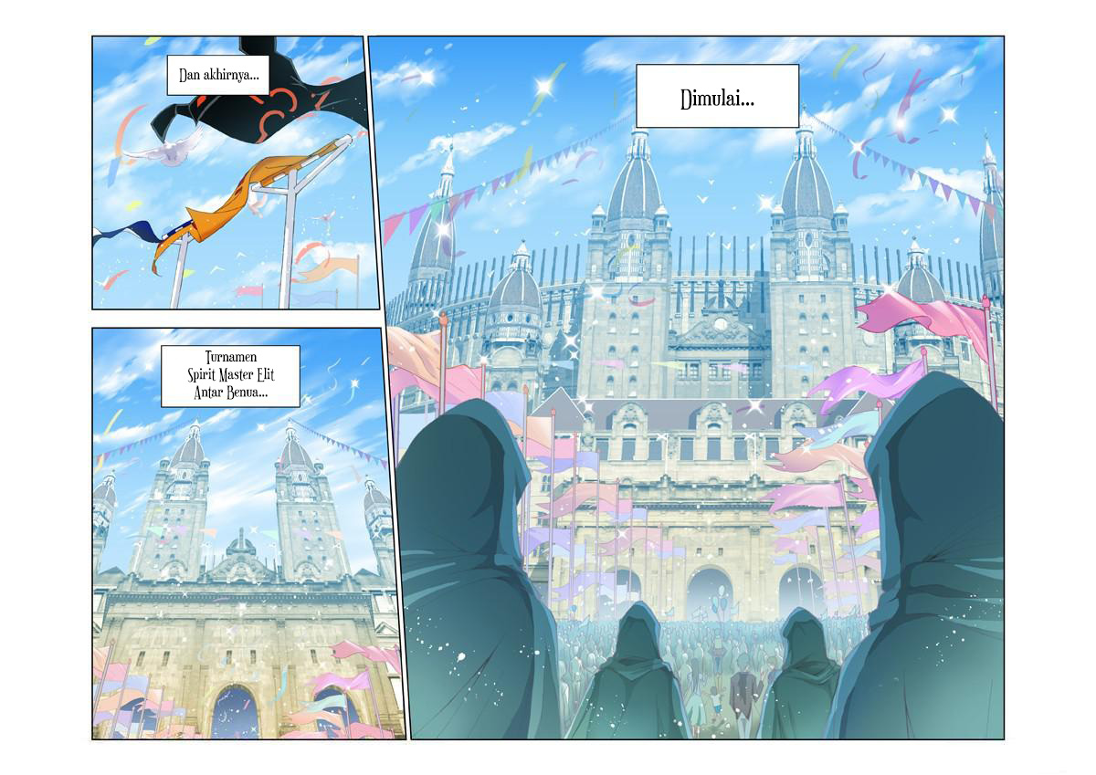 Baca Komik Manga Soul Land Chapter 87 Komik Station