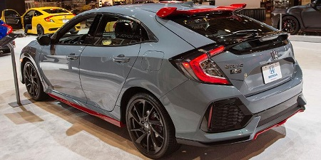 MODIFIKASI HONDA CIVIC