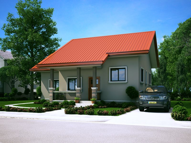 25 tiny beautiful house very small house for Beautiful small house images