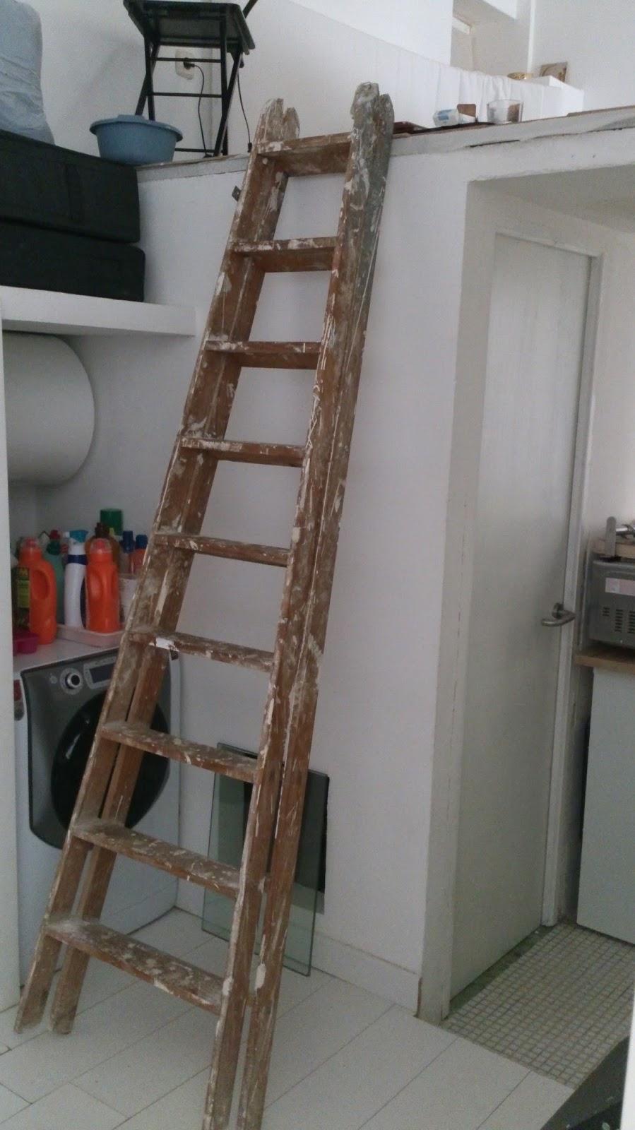 Supermanitas escalera c moda y barata para altillo - Escaleras para altillos plegables ...