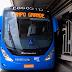 Viajando en el sistema BRT (Bus Rapid Transit) de Rio de Janeiro en Brasil