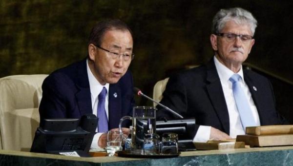 ONU pide una rápida actuación para acabar con el sida en 2030