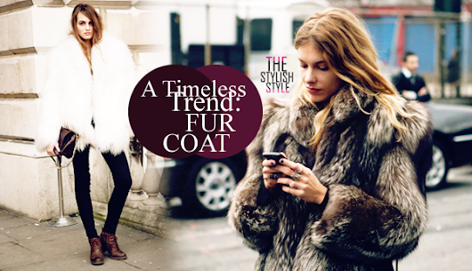 A Timeless Trend: Fur Coat