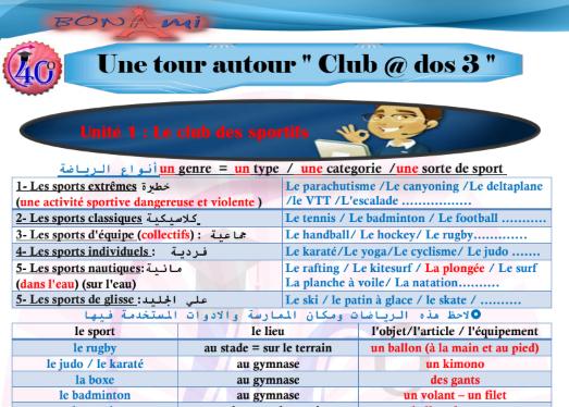 تحميل اقوي ملزمة ليلة امتحان في اللغة الفرنسية للثانوية العامة 2018