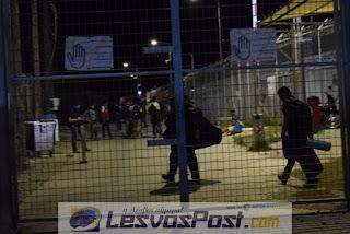 Στα πρόθυρα κοινωνικής έκρηξης η Λέσβος με πάνω από 11.000 μετανάστες – Βιτσας: «Οριακή η κατάσταση στην Μορια- εξαρτώμαστε από τις ροές»