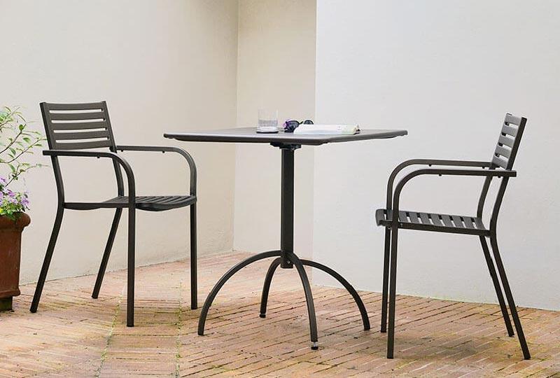 tavolo da giardino pieghevole Segno di Emu