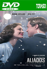 Aliados (Allied) (2016) DVDRip