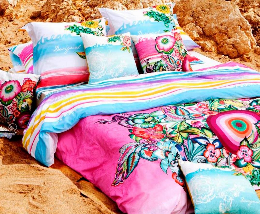 Cadaques de desigual funda nordica reversible tienda on line de fundas n rdicas del grupo d 39 orte - Desigual ropa de cama ...