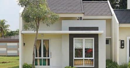 10 warna cat rumah minimalis tampak depan sae interior