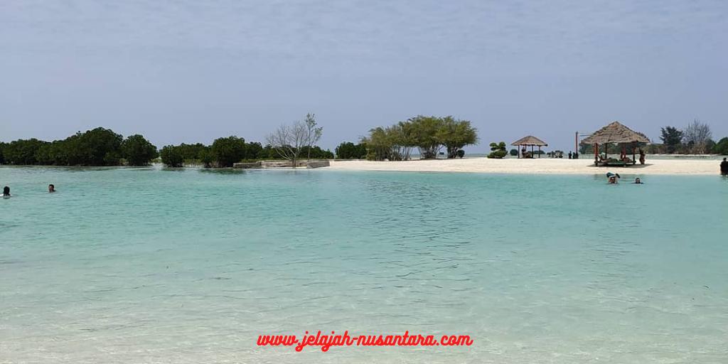 paket wisata open trip dan private trip pulau pari kepulauan seribu selatan