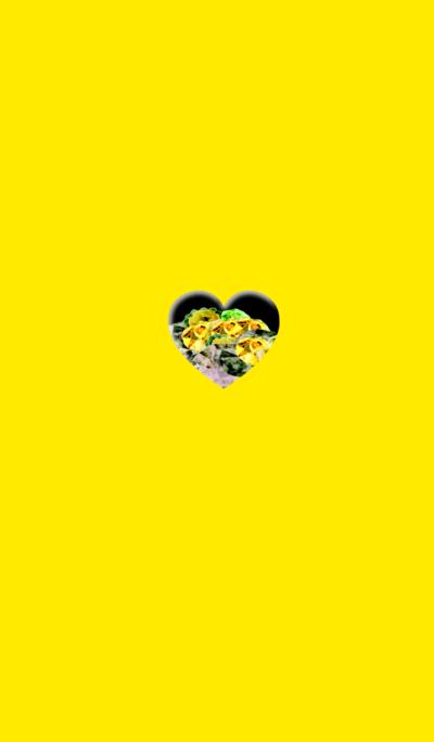 Lucky dark yellow