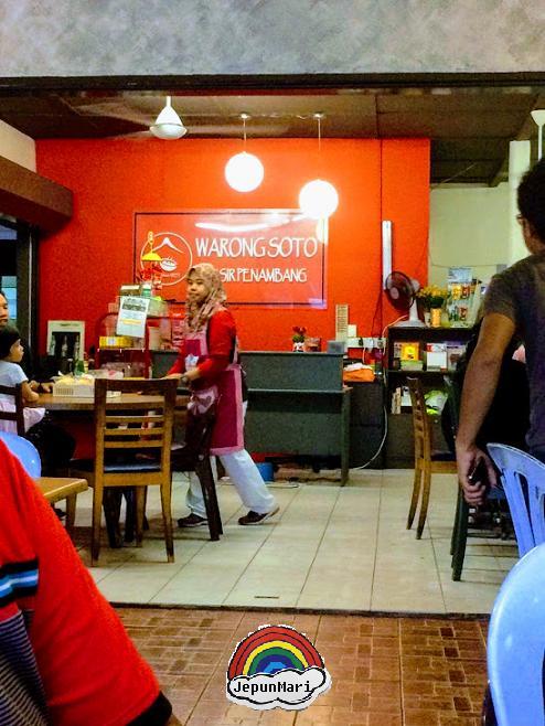 Warong Soto Pasir Penambang, Kuala Selangor