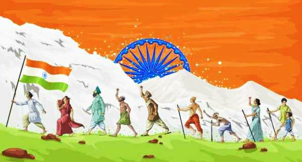 आरसी प्रसाद सिंह केर कविता 'जन्मभूमि - जननी'