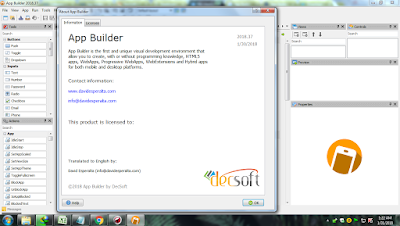 Screenshot App Builder v2018.37 Full Version