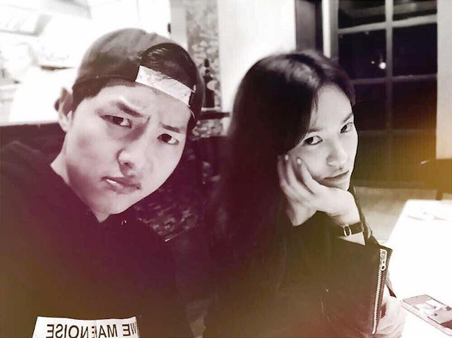Song Joong Ki, Song Hye Kyo, Song Hye Kyo Instagram, SongSong Couple, , 송혜교, 송중기, 송중기